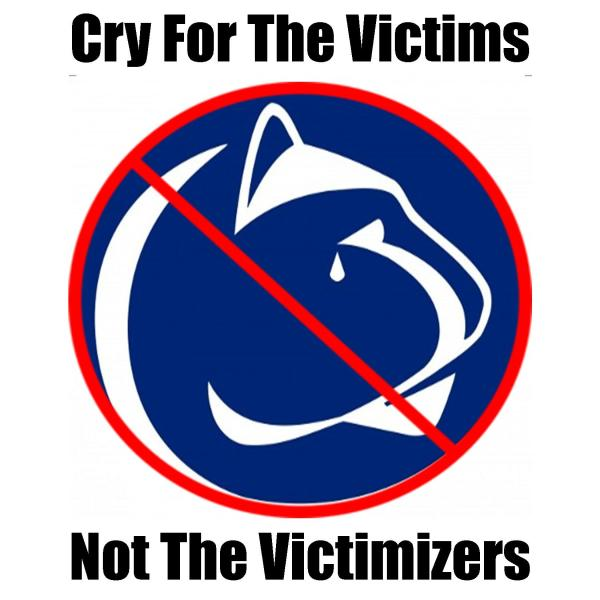 Cry for the victims