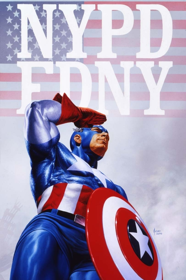 Captain_America_9_11_Tribute_by_JoeJusko