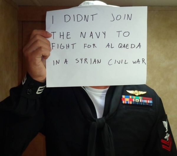 Naval anti-war