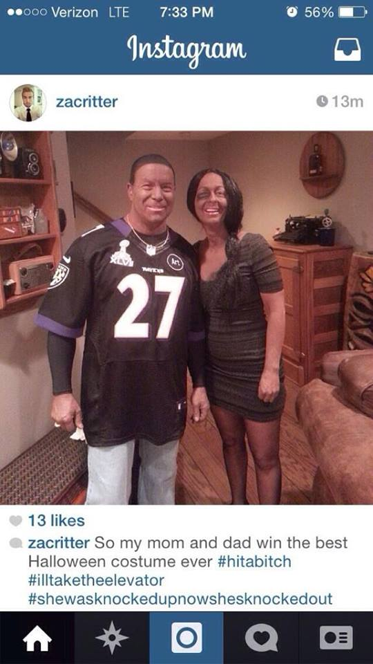 Ray Rice Adult